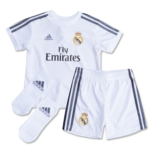 Real Madrid 13/14 Home Baby Kit