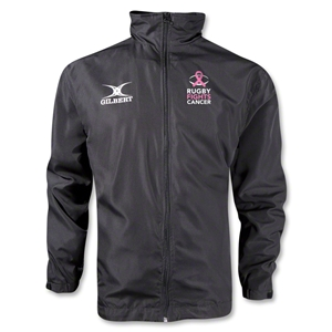 Rugby Fights Cancer Gilbert Full Zip Rain Jacket