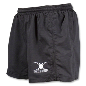 Gilbert Kryten Match Rugby Short (Black)