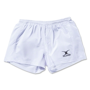 Gilbert Kryten Match Rugby Short (White)