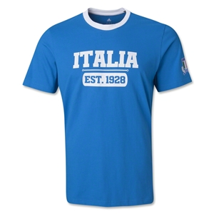 Italy Est. 1928 Supporter T-Shirt (Royal)