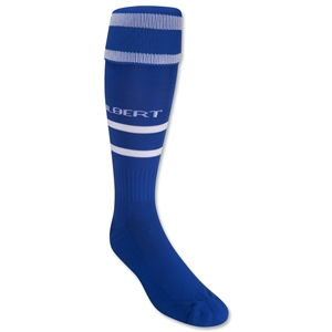 Gilbert Training Sock (Royal/White)