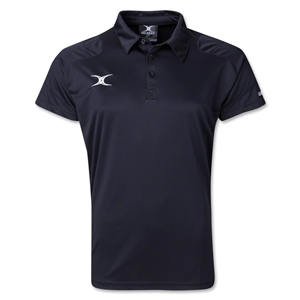 Gilbert Vapour Performance Polo (Black)