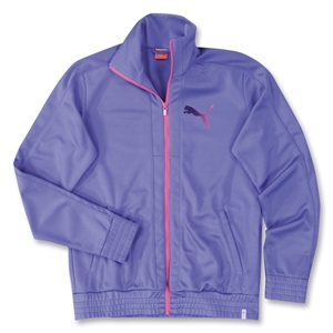 PUMA Women's Statement Jacket (Purple)