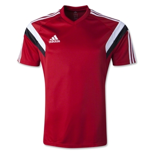 adidas Condivo 14 Training T-Shirt (Red)