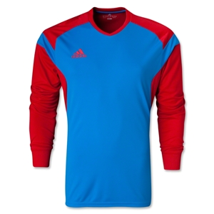 adidas Precio 14 Long Sleeve Goalkeeper Jersey (Royal)