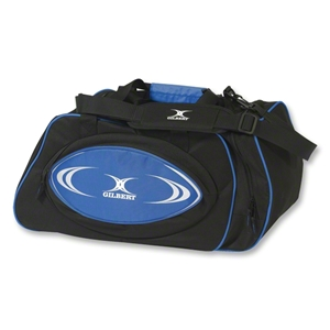Gilbert Club Player Duffle Bag (Black/Royal)