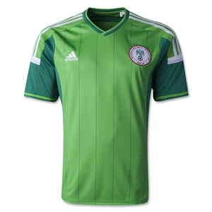 Nigeria 14/15 Home Soccer Jersey