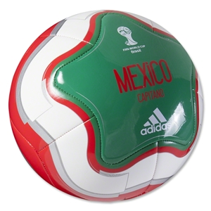 Mexico 2014 FIFA World Cup Capitano Ball