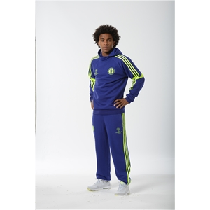 Chelsea Europe Youth Sweat Hoody