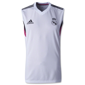 Real Madrid Sleeveless Training Jersey