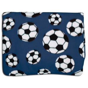 Soccer Pocket Throws (Navy)