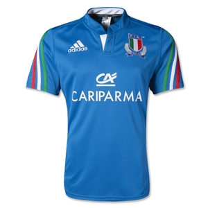 Italy 2014 Home Rugby Jersey