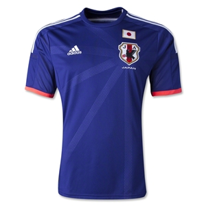 Japan 14/15 Home Soccer Jersey