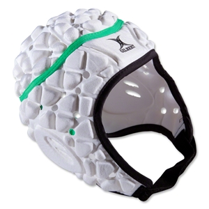 Gilbert Xact Scrum Cap (White)
