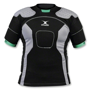 Gilbert Kryten Xact 10 Protection Vest (Black/Silver)