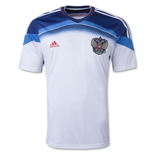 Russia 14/15 Away Soccer Jersey