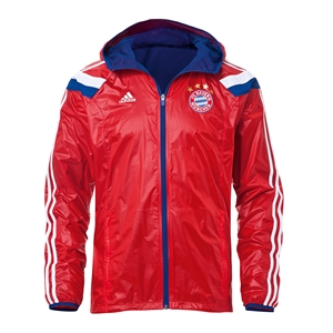Bayern Munich Home Anthem Jacket