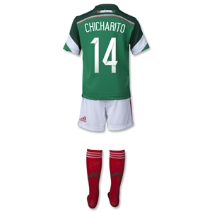 Mexico 2014 CHICHARITO Home Mini Kit