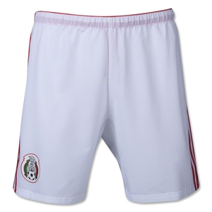 Mexico 2014 Home Soccer Shorts