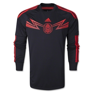 Mexico 2014 Home LS Goalkeeper Jersey