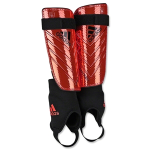 adidas Predator Replique DS Shinguard Samba Pack (Solar Red/Black)