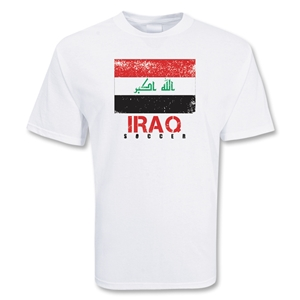 Iraq Soccer T-Shirt
