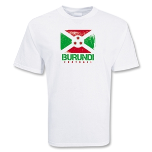 Burundi Football T-Shirt