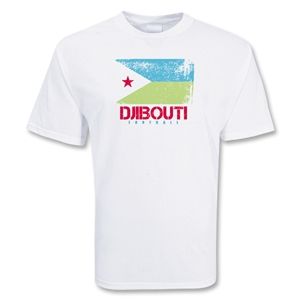 Djibouti Football T-Shirt