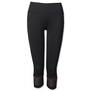 adidas Twist Splice 3/4 Tight (Black/Pink)