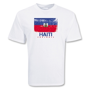 Haiti Football T-Shirt