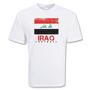 Iraq Football T-Shirt