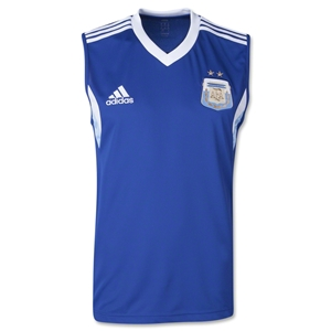 Argentina Sleeveless Training Jersey