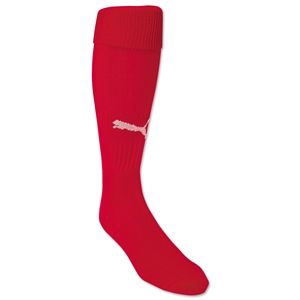 PUMA Team Sock (Red)