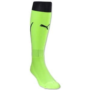 PUMA Power 5 Sock 13 (Neon Yello)