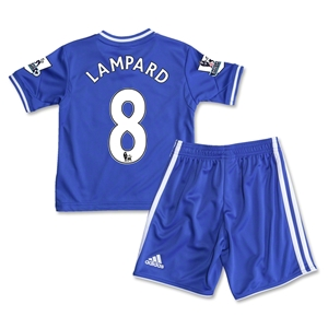 Chelsea 13/14 LAMPARD Home Mini Kit