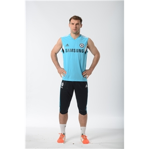 Chelsea 14/15 Sleeveless Training Jersey