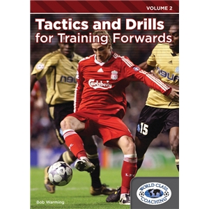 Tactics and Drills for Training Forwards DVD Set