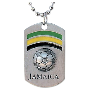 Jamaica Dog Tags