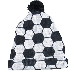 Winter Soccer Hat