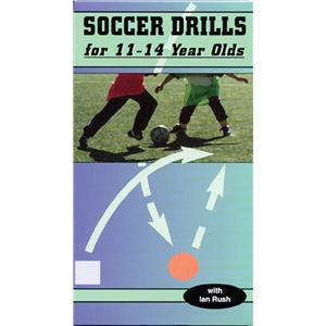 Soccer Drills for 11-14 Year Olds DVD