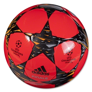 adidas UCL Finale 14 Capitano Ball (Solar Red/Gray Metallic)
