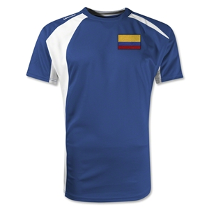 Colombia Gambeta Soccer Jersey (Royal)