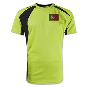 Portugal Gambeta Soccer Jersey (White)