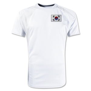 South Korea Gambeta Soccer Jersey (White)
