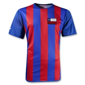 Chile Internazionale Soccer Jersey (Royal/Red)
