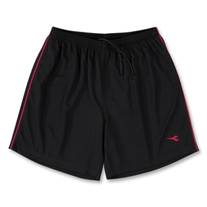 Diadora Ermano Shorts (Blk/Red)