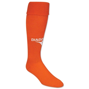 Diadora Squadra Soccer Socks (Orange)
