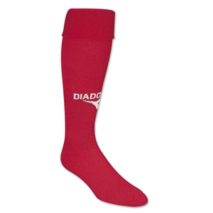 Diadora Squadra Soccer Socks (Red)