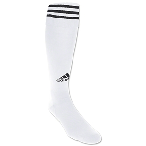 adidas Copa Zone Cushion Socks (Wh/Bk)